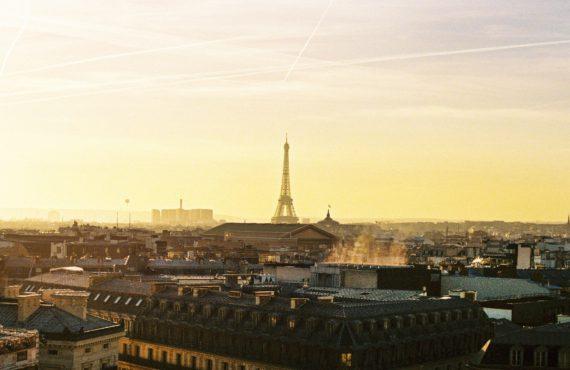 Winter Weekend in Paris