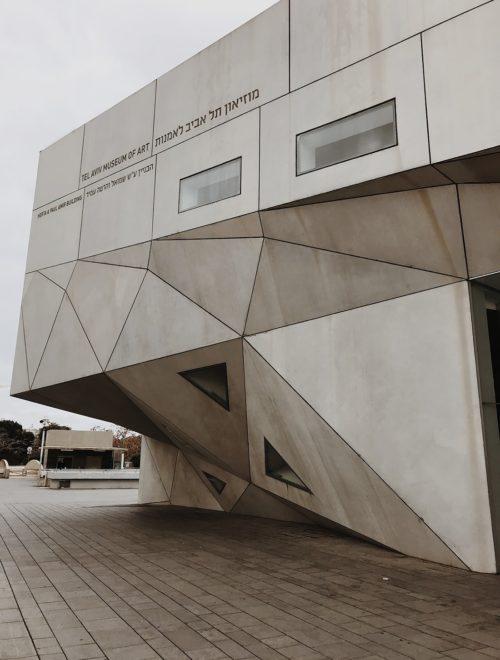 Herta and Paul Amir Building