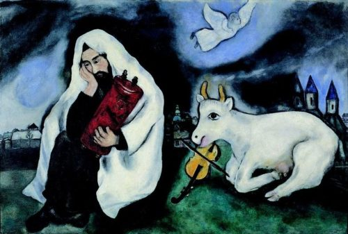 Marc Chagall | Solitude, 1933