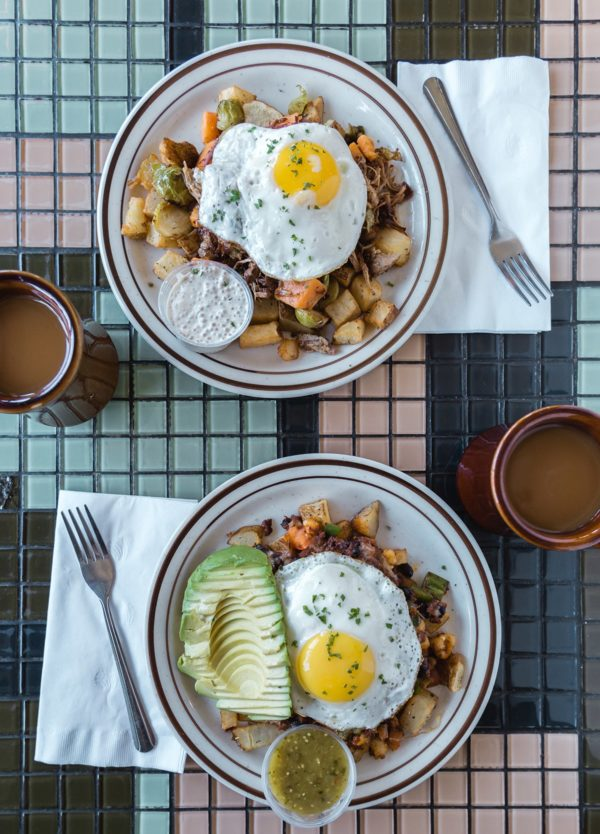 Hash Chicago | Breakfast Restaurant by Rachel Bires