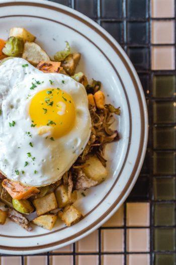 Hash Chicago | Breakfast Restaurant by Rachel Bires